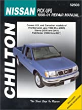 2001 nissan xterra owner's manual