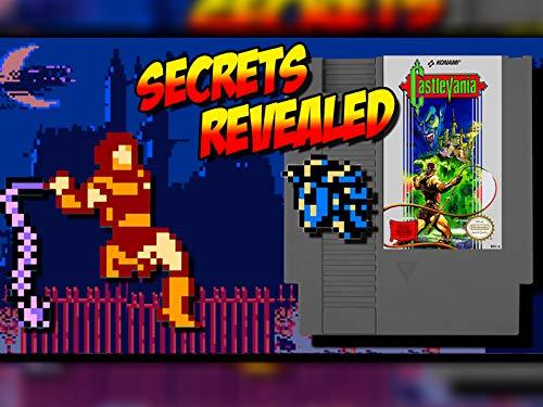 Clip: Castlevania NES Secrets and History