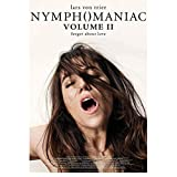 ZHHCVB Nymphomaniac Volume 2 Movie Charlotte Gainsbourg Poster and Prints Canvas Wall Art Print On Canvas for Home Decor -50X70 cm No Frame