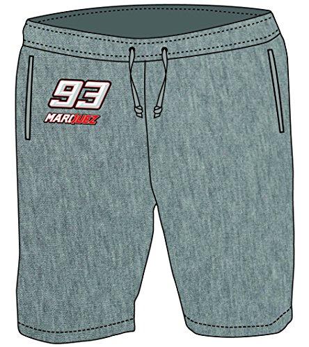MotoGP Apparel Jacke Shorts 93, grau, Größe L
