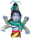 Unemployed Philosophers Guild Shiva Finger Puppet And Refrigerator Magnet - for Kids And Adults
