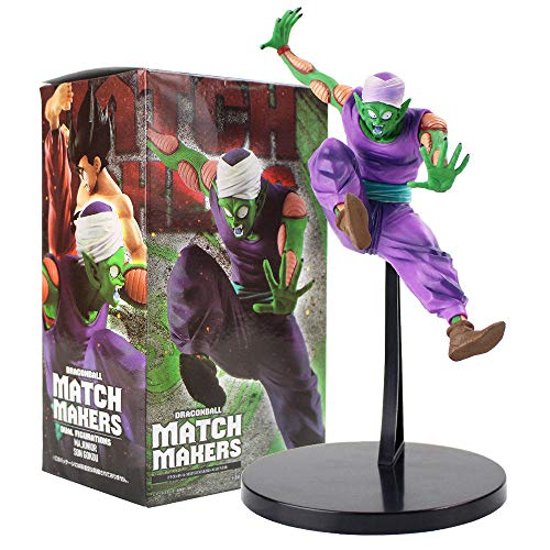 20cm Dragon Ball Son Goku Piccolo Frieza Actiefiguren Match Maker Anime Collectible Model Toys-Piccolo met doos