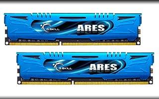 G.SKILL Ares F3-2133C10D-8GAB 8GB (2 x 4GB) 240-Pin DDR3 SDRAM DDR3 2133 (PC3 17000) Desktop Memory