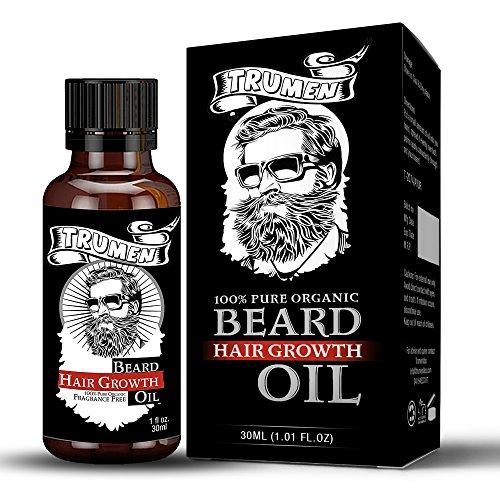 TruMen Beard Growth Oil - 30 ml …