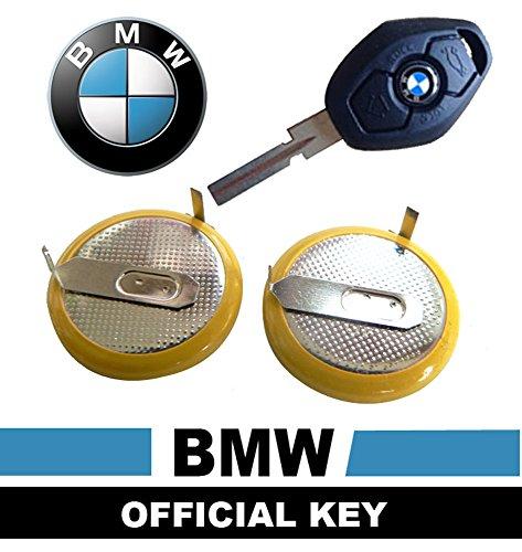 Batteria Accu LIR2025per chiave BMW 3 5 7 X3 X5 E46 E38 E39 E60 E61 E53 E83 BATTERIA LIR 2025