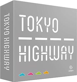 Asmodee ITTD0001 - Tokyo Highway, Geschicklichkeitsspiel, De