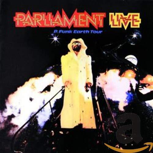 Parliament: P.Funk Earth Tour (Audio CD (Live))