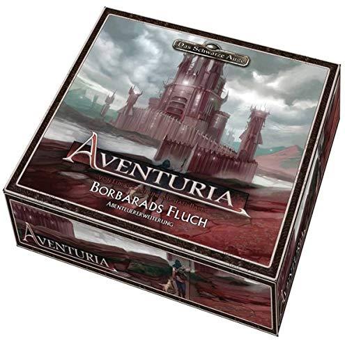 Aventuria - Borbarads Fluch Abenteuererweiterung