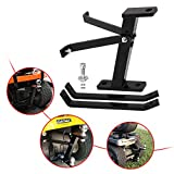 ELITEWILL Lawn Mower Trailer Towing Hitch, Garden Tractor Pro Hi Hitch Compatible with John Deere Cub Cadet Husqvarna Craftsman Riding Mowers