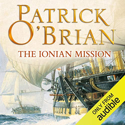 Page de couverture de The Ionian Mission