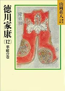 徳川家康 12巻 表紙画像
