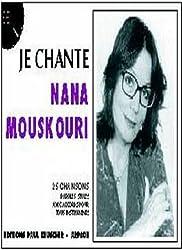 Partition : Je chante Mouskouri
