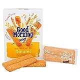 Portionspackungen für Kekse | Sultana | GoodMorning Golden Syrup 5 x 2 Stuks | Gesamtgewicht 205 Gramm