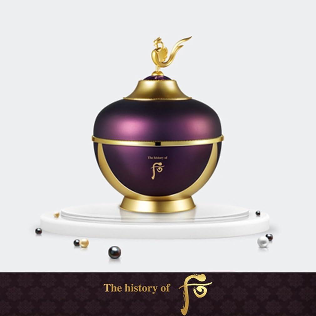 キャンドル被るガジュマル【フー/The history of whoo] Whoo后 Hwanyu Cream/后(フー)よりヒストリー?オブ?後環ユーゴクリーム60ml+[Sample Gift](海外直送品)
