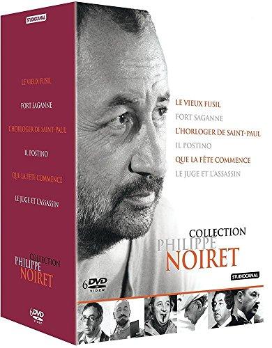 Collection Philippe Noiret-Coffret 6 DVD