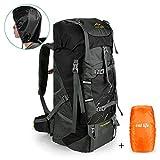 Best Hiking Backpacks - outlife Hiking Backpack, 60L Large Rucksack for Men Review