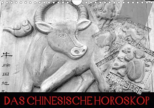Das Chinesische Horoskop/Geburtstagskalender (Wandkalender 2021 DIN A4 quer)