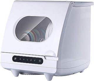 CuiCui Lavavajillas Completamente Automático, Instalación Doméstica, Secado Pequeño De Sobremesa, Anti-Virus Integrado Y Esterilización, Lavavajillas Inteligente