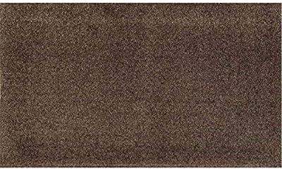 Wash&Dry Door Mat, Acrylic, Brown, 70 x 120 cm
