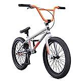 Mongoose Legion L20 Freestyle BMX Bike Line for Beginner-Level to Advanced Riders, Steel Frame,...