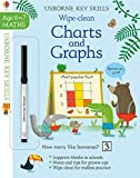 Wipe-Clean - Charts and Graphs - Key Skills - Age 6 to 7