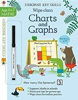 Wipe-Clean Charts & Graphs 6-7 (Wipe-Clean Key Skills)