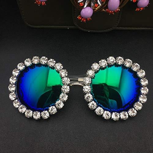 xingguang Gafas de sol para hombre y mujer, de lujo, con cristales...