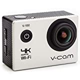 V-CAM Sports Action Camera 4k WiFi 16 MP with High Speed Shooting