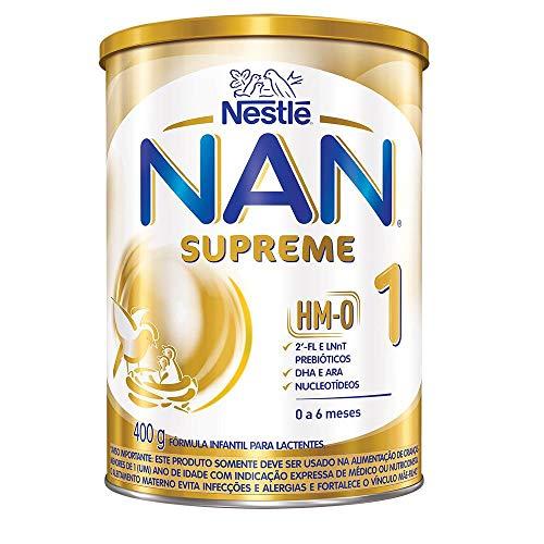 Fórmula Infantil, NAN Supreme 1, 400g