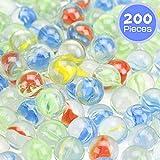 PowerKing 200 Piezas Gatos Ojos Cristal...