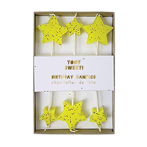 Meri Meri Star Candles