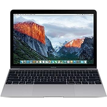 """Apple - MacBook 12"""" (All-in-One Desktop PC, 1.1 GHz, 256 SSD, 8 GB RAM, Intel), Gris"""