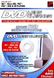 PlayTech Laser Lens Cleaning System for DVD, CD, Xbox 360, PS2 and PS3