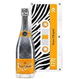 Champagne Veuve Clicquot - Rich Brut - Sous caissette Edition limitée'Tape'