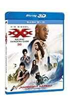 xxx: navrat xandera cage (2blu-ray 3d+2d) (xxx: the return of xander cage 3d+2d) (versione ceca)