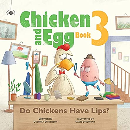 Do Chickens Have Lips?