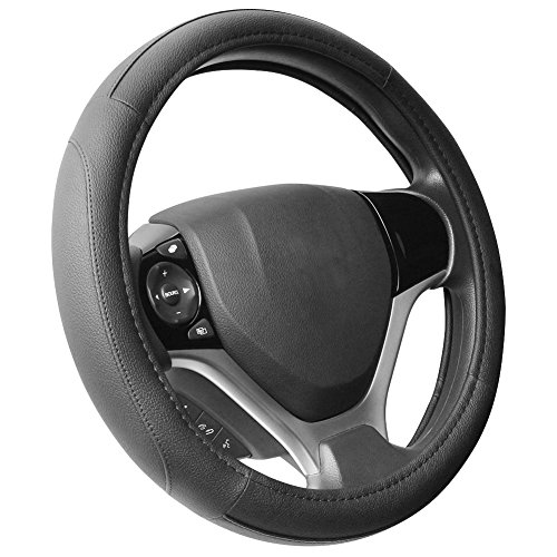13 leather steering wheel cover - 9