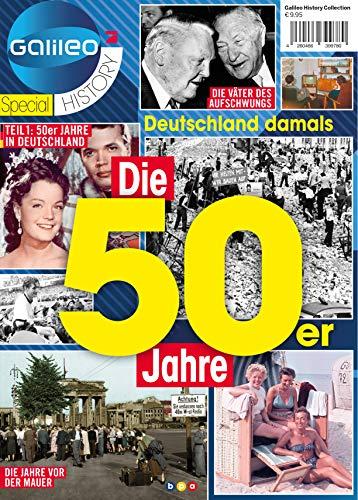 Galileo Magazin SPECIAL HISTORY: Die 50er Jahre: Teil 1: 50er JAHRE IN DEUTSCHLAND
