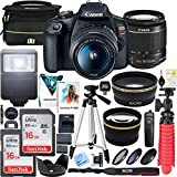 Best Dslr Camera Bundles - Canon T7 EOS Rebel DSLR Camera with EF-S Review