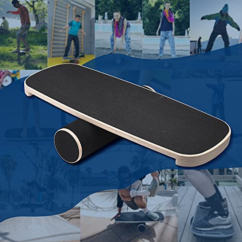 TTLIFE Balance Boards Indoor Yoga Fitness Balance Board in Legno Skate Balance Training And Coordination Exercises