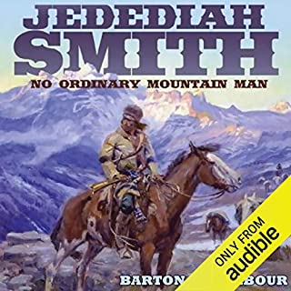 Jedediah Smith audiobook cover art