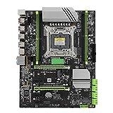 X99 LGA2011-3 DDR4-Mainboard Computer Desktop-Motherboard-Mainboard mit 8 SATA2.0-Anschlüssen und 1 SSD M.2-Schnittstelle für Intel x99-Chipsatz