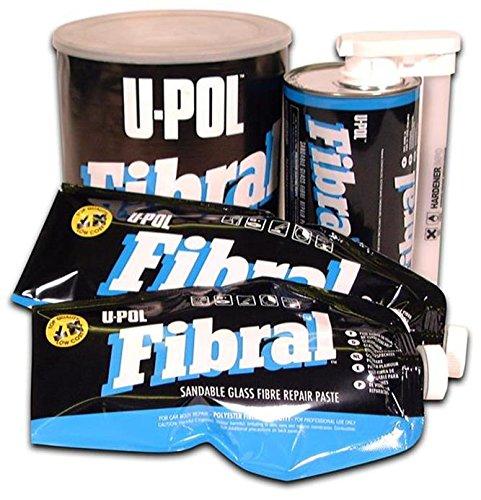 U-Pol Products 0753 FIBRAL Sandle Glass Fiber