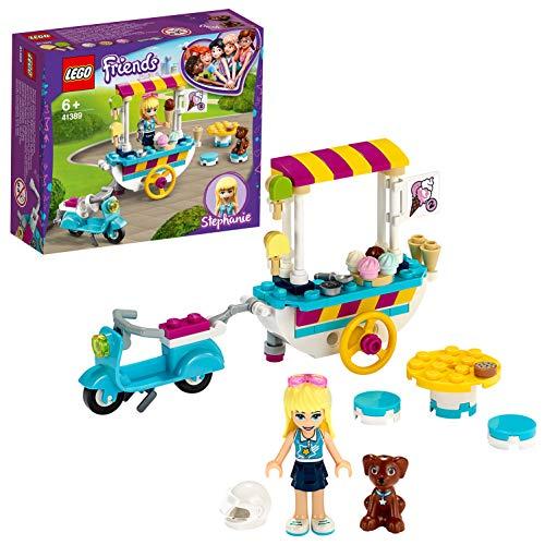 LEGO 41389 - Stephanies mobiler Eiswagen, Friends, Bauset