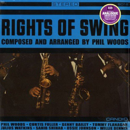 Rights of Swing Vinilo