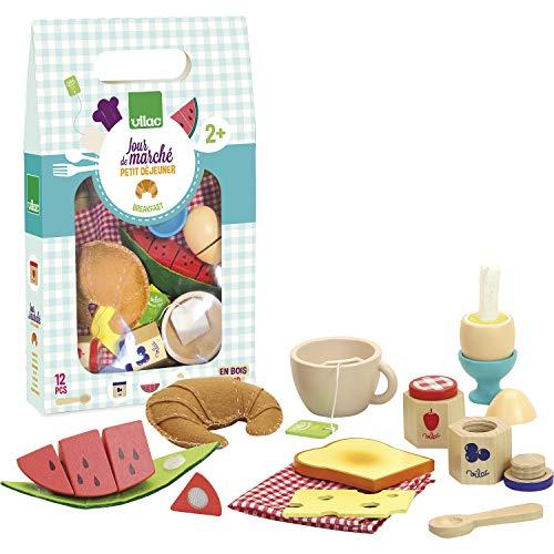 Vilac Jour de marché : Set Petit-déjeuner