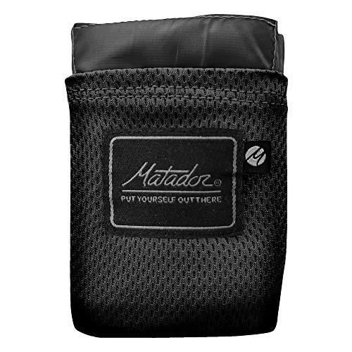 Matador Pocket - Manta (Talla única), Color Negro