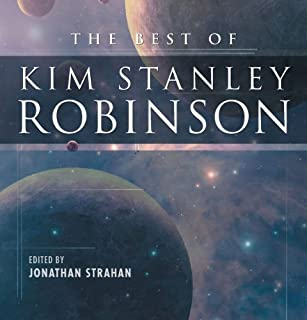 The Best of Kim Stanley Robinson cover art