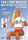 Senior Easy Light Weights Exercise DVD: Seniors / Elderly Easy Dumbbells Sitting...