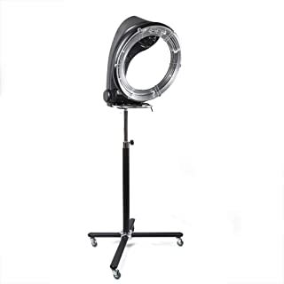 TFCFL Professional Orbiting Rollerball Infrared Stand Hair Dryer Color rofessional Salon Hair Dryer Spa Color Processor